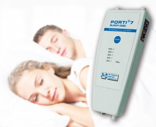 Système de dépistage des troubles du sommeil