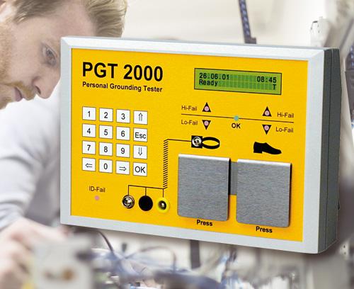 Système de protection électrostatique