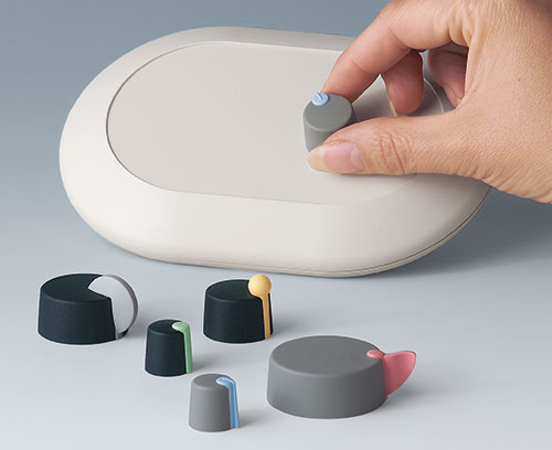 TOP-KNOBS boutons de commande