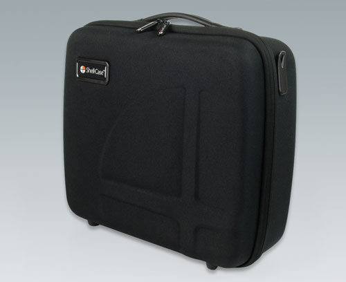 K0300B43 Valise 340 avec compartiments et cloisons