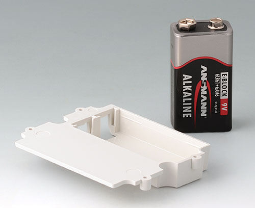 A9174003 Battery compartment, 1 x 9 V