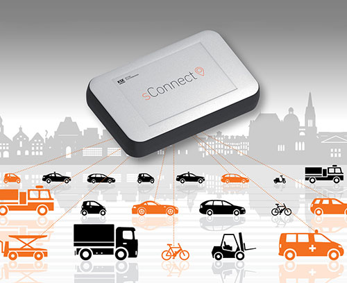 Module for smart mobility applications