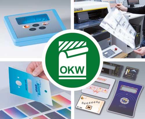 Etiquetas de impressão digital