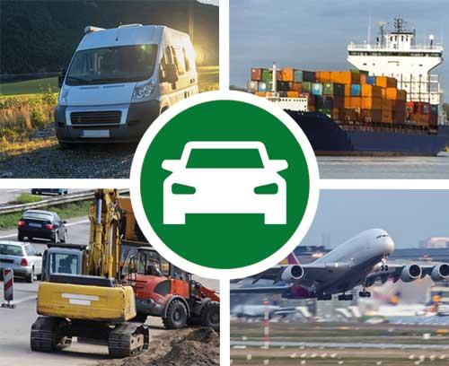 Автомобилестроение / Строительство / Оборонная промышленность / Авиация