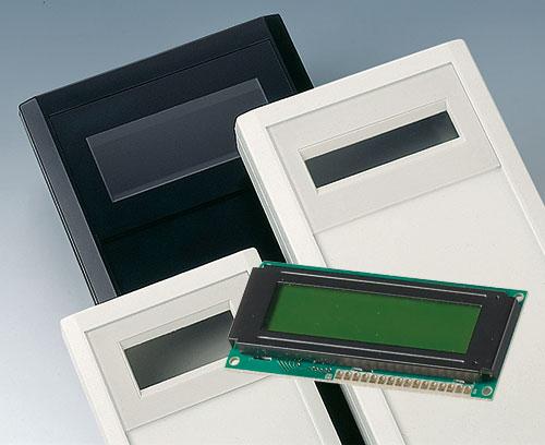 С индивидуально нанесённой рамкой, соответствующей видимой области дисплея и закрывающей область приклеивания стекла