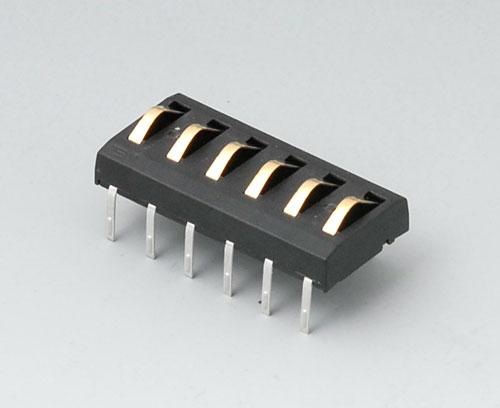 A9178007 Контактная колодка с пружинными контактами
