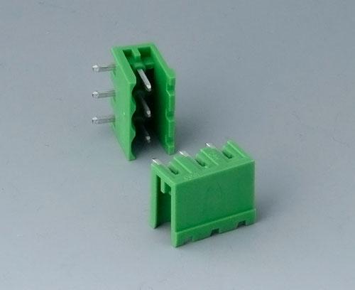 B6600222 Вилочная часть соединителя, шаг 5,08 мм