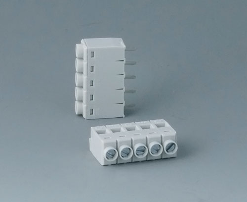 B6601111 Клеммная колодка, шаг 5,0 мм