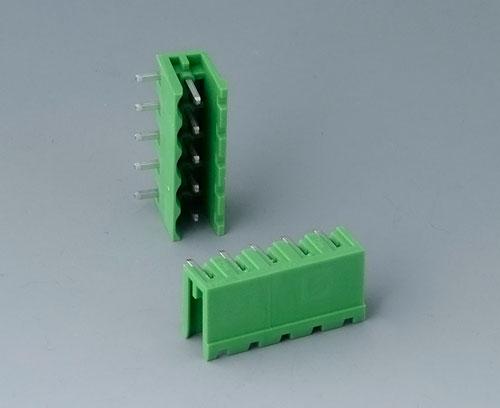 B6601222 Вилочная часть соединителя, шаг 5,08 мм