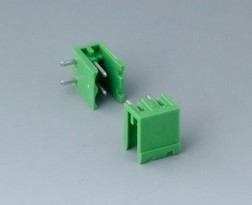 B6606222 Вилочная часть соединителя, шаг 5,08 мм