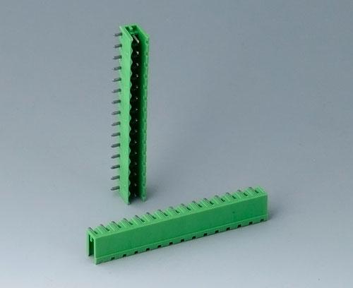 B6607222 Вилочная часть соединителя, шаг 5,08 мм