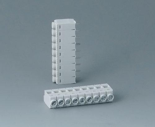 B6608111 Клеммная колодка, шаг 5,0 мм