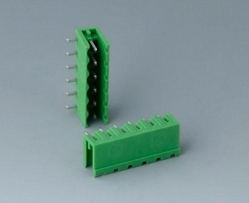 B6608222 Вилочная часть соединителя, шаг 5,08 мм