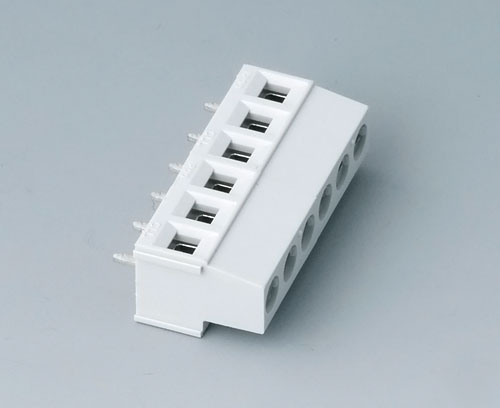 B6801650 Клеммная колодка, шаг 5,08 мм
