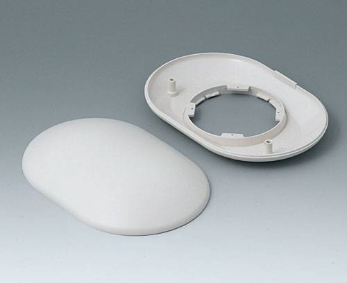 B5015107 Нижняя и верхняя части O160 H