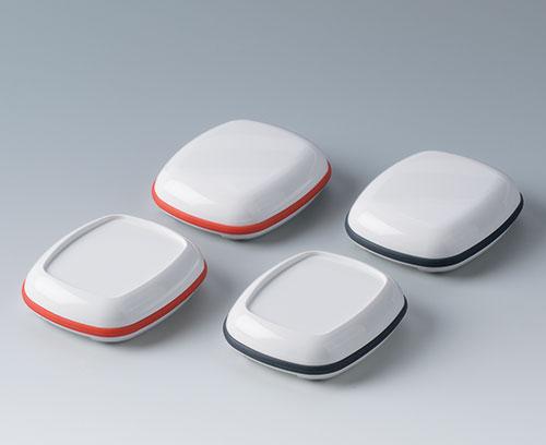 Корпуса опционально с углублённой областью для плёночной клавиатуры