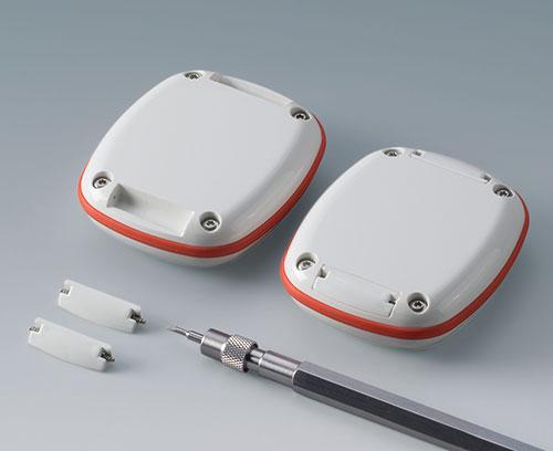 Заглушки для углублений для ремешка (поставляются в составе набора с клипсой и ушком)