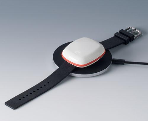 Пример зарядки аккумулятора индуктивным способом
