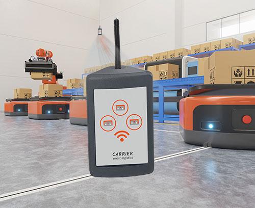 CARRIER CONTROL smart logistics
