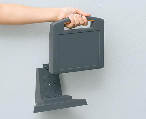 База для настенного держателя (поставляется отдельно)