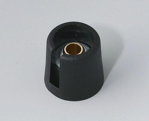 A3016069 Ручка COM-KNOB 16, с углублением