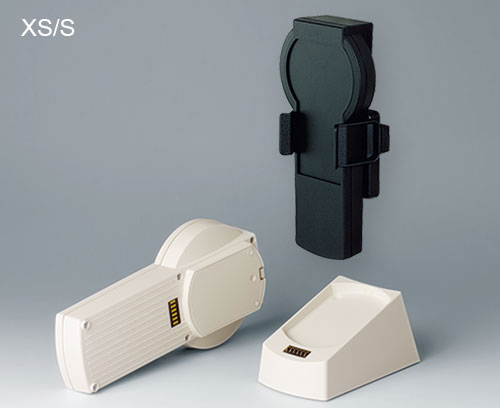 DATEC-CONTROL XS/S: надёжное хранение на столе или на стене