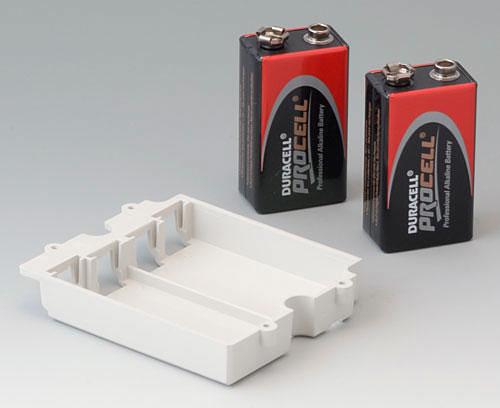 A9174002 Батарейный отсек, 2 x 9 B