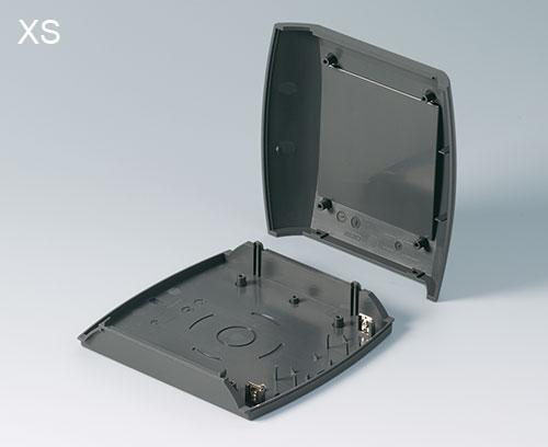 DIATEC XS: корпус из двух частей; батарейные контакты поставляются отдельно