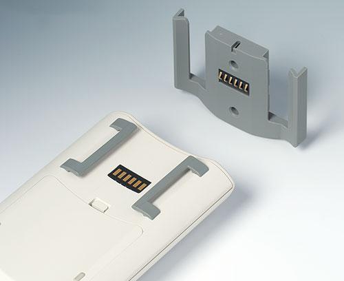 Контактные колодки для корпуса и настенного держателя (поставляются отдельно)