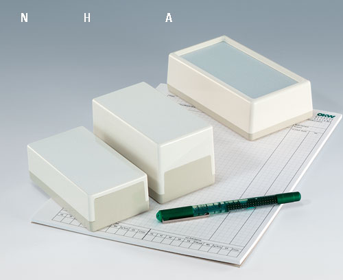 FLAT-PACK CASE N, H и A