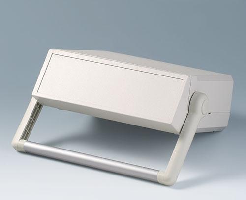 MOTEC с наклонной лицевой панелью и ручкой