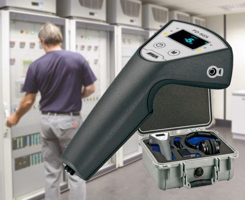 online PD handheld scanner