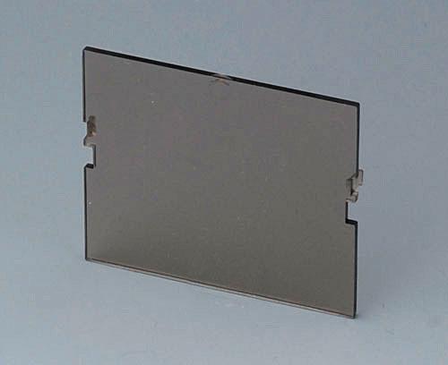 B6602580 Лицевая панель, 3 модуля, исп. VI