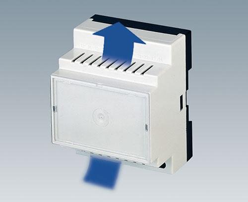 Вентиляционные отверстия для лучшего теплоотвода