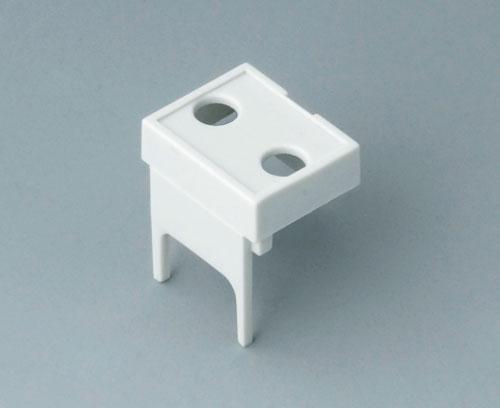 B6800115 Крышка области соединений, с отверстиями, 10,16