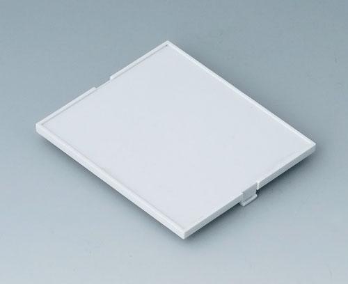 B6802100 Лицевая панель, 3 модуля