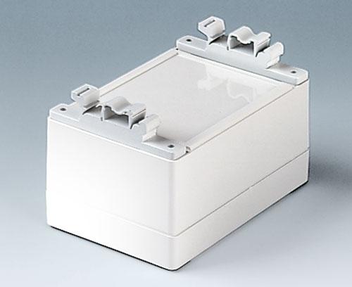 Адаптеры на DIN-рейку (поставляются отдельно)