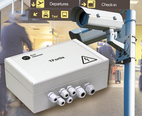 Выносливые системы наблюдения для различных областей применения