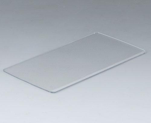 B5503201 Прозрачная лицевая панель M
