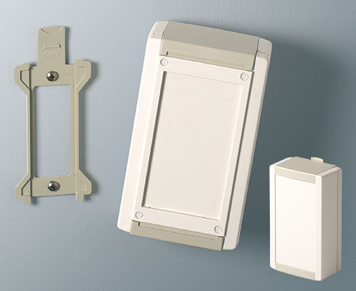 Скрытый адаптер для настенного монтажа (настенный держатель поставляется отдельно)