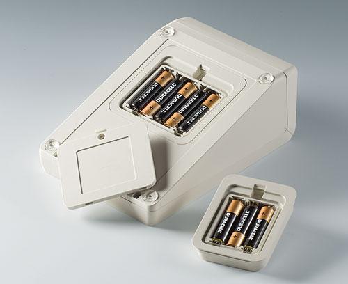Батарейные отсеки под батарейки 3 x AA / 5 x AA