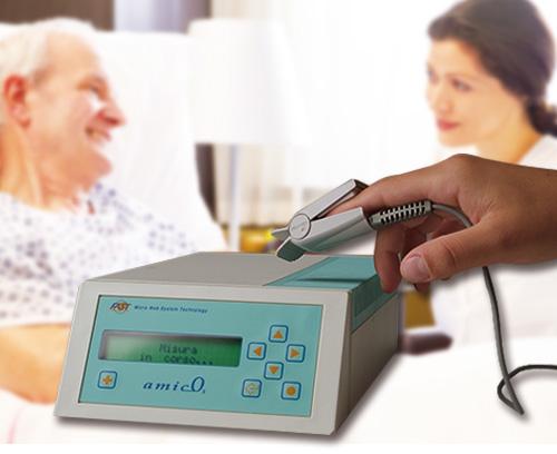 amicOx pulse oximeter